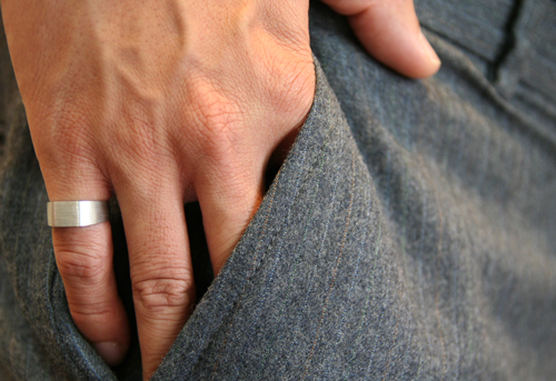 how to tell if your ring is too small