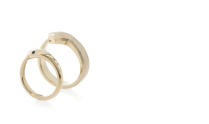 Ouroboros_Weddingrings
