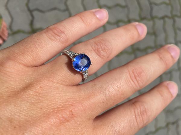 Sapphire_Ringsetting