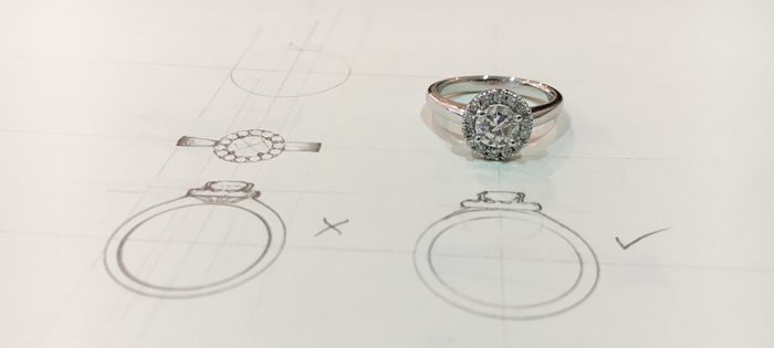 Ring design options